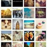 Screenshot vom Reiter Beliebt in der Instagram App für Android