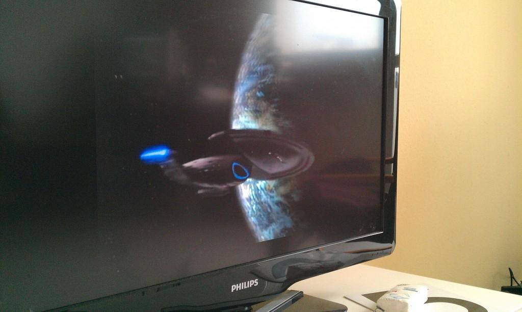 Das Raumschiff Voyager