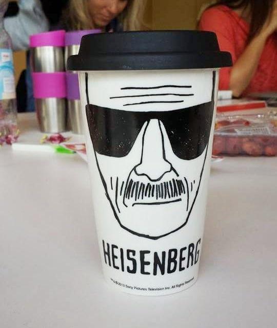 Kaffeebecher Heisenberg